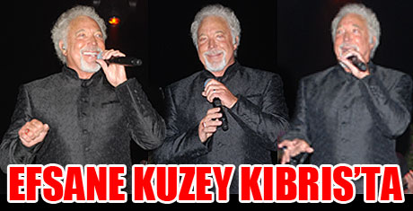 Tom Jones, Rocks Hotel'de