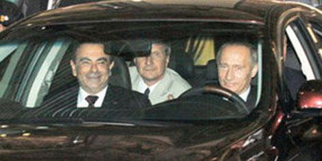 Otomobilleri Türkler Ruslaştıracak