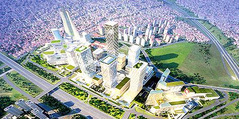 İstanbul Finans Merkezi ihalede