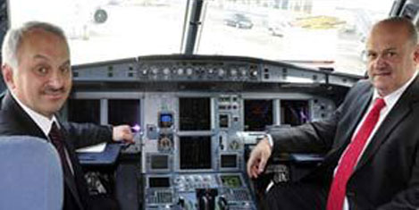 Boeing ve Airbus'ın gözü THY'de