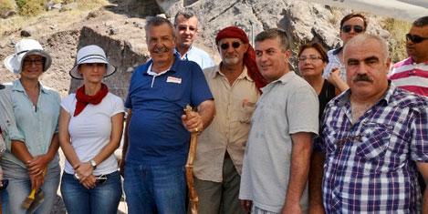 Aspat-Termera'yı kurtarılıyor