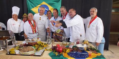 Peru'da Türk mutfağı tantıldı