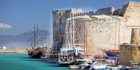 Kuzey Kıbrıs'a turist akacak