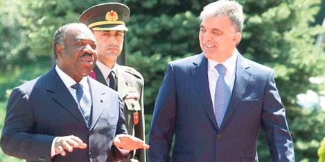Gabon'a THY ve 200 bin konut