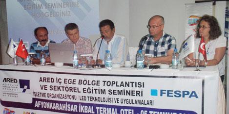 Ared Afyonkarahisar Toplantı