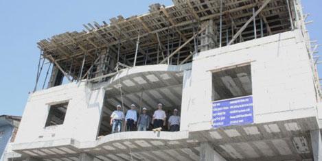 Sarıkamış'ta yeni tesisler yapılıyor