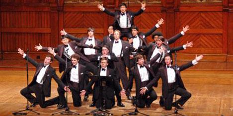 Hilton'da Harvard müzik şöleni