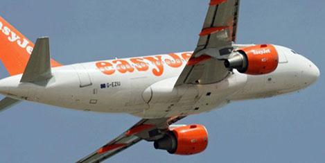 Easyjet'te 4.2 milyon yolcu