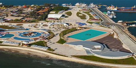Mersin Aquapark'a yargı engeli
