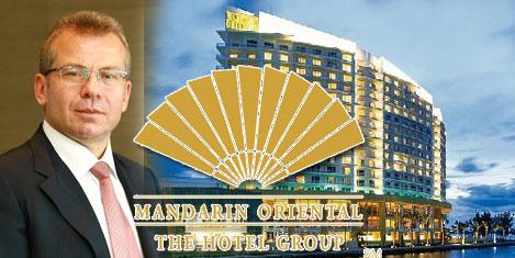 Boğaz'a Mandarin Otel geliyor