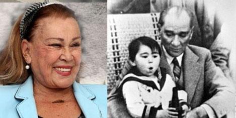 Atatürk'ün manevi kızı öldü!