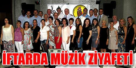 İftarda Türk Sanat Müziği ziyafeti