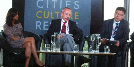 İstanbul dünya kültür raporunda