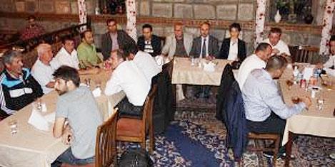 Kudaka Turizm Komitesi iftarı