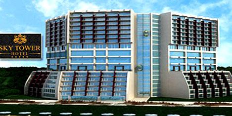 Sky Tower Hotel Akçakoca açılıyor