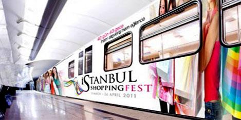 Shopping Fest'e yeni rakip
