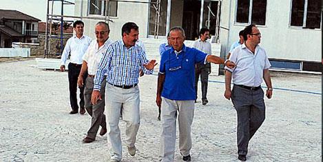 Özdağ'dan inanç turizmi projesi
