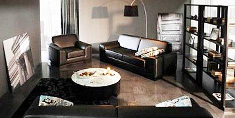 Körfeze Türk mobilyası