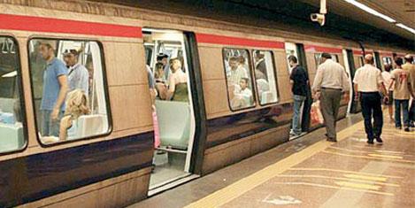 3. Havalimanı metro hattı projesi