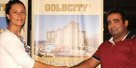 Goldcity'nın danışmanı 'Çevrekent'