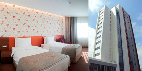 Ramada Hotel Ataköy açılıyor