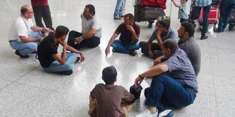 Irak Havayolları perişan etti