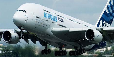 Airbus havalimanında yer istedi