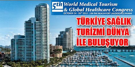 Türkiye ABD Sağlık Turizmi zirvesinde