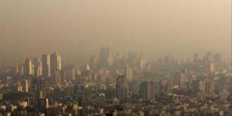 Hava kirliliğinin sorumlusu Türkiye