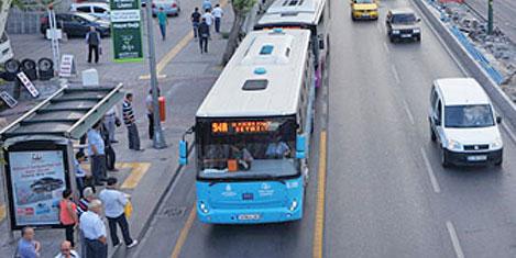 'Bus Lane' uygulaması başladı