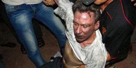 ABD'lil Libya elçisi öldürüldü!