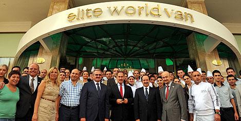 Elite World Van misafir ağırlıyor
