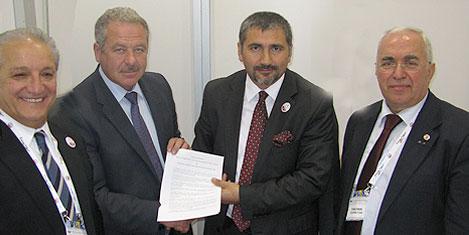 Kırım'a Türk hastanesi yapılıyor