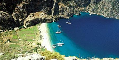 Türkiye'nin 6 gizli tatil cenneti