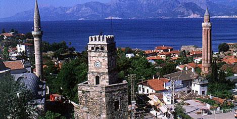 Yatırımda Antalya liderliği koruyor