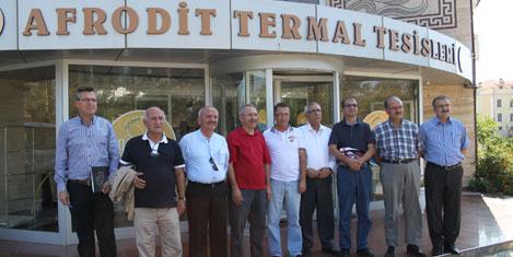 Kültür ve Turizm İl Müdürleri toplandı