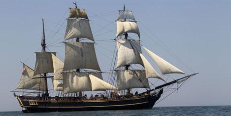 Sandy tayfunu ünlü gemiyi batırdı
