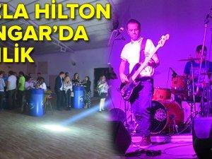 Hilton Tuzla'da Marine Fest ile şenlik yaşandı