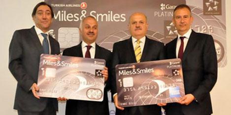 THY'nın Miles&Smiles'ı izleniyor