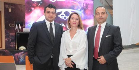 Dev Marmara Park AVM açıldı