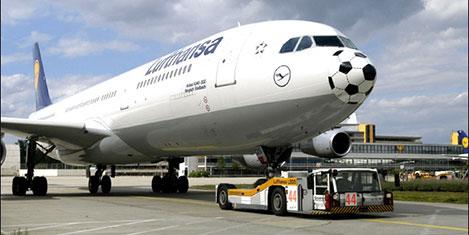 Lufthansa'nin Türkiye yolcusu arttı
