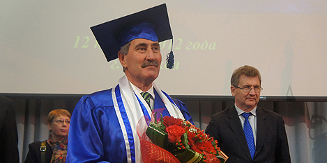 Moskova'da Günay'a profesörlük