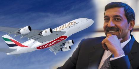 Emirates'in net kârı %68 arttı