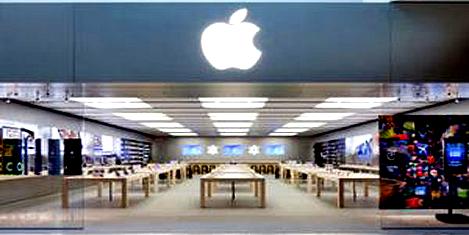 Apple Store Türkiye'ye geliyor