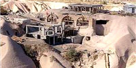 Kapadokya'da butik otellere tepki