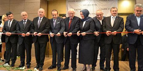 Cevahir Hotel İstanbul Asia açıldı