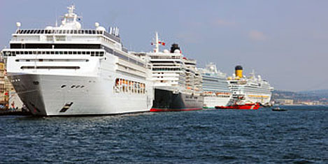 Türk limanları Marsilya'da tanıtıldı