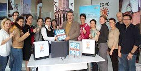 İzmir'in Expo 2020 dosyası tamam