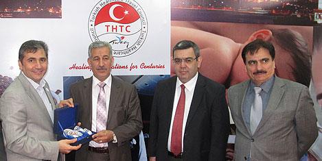 THTC Iraklı çocukları tedavi edecek