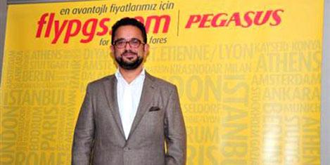 Pegasus Dubai'ye bağlandı